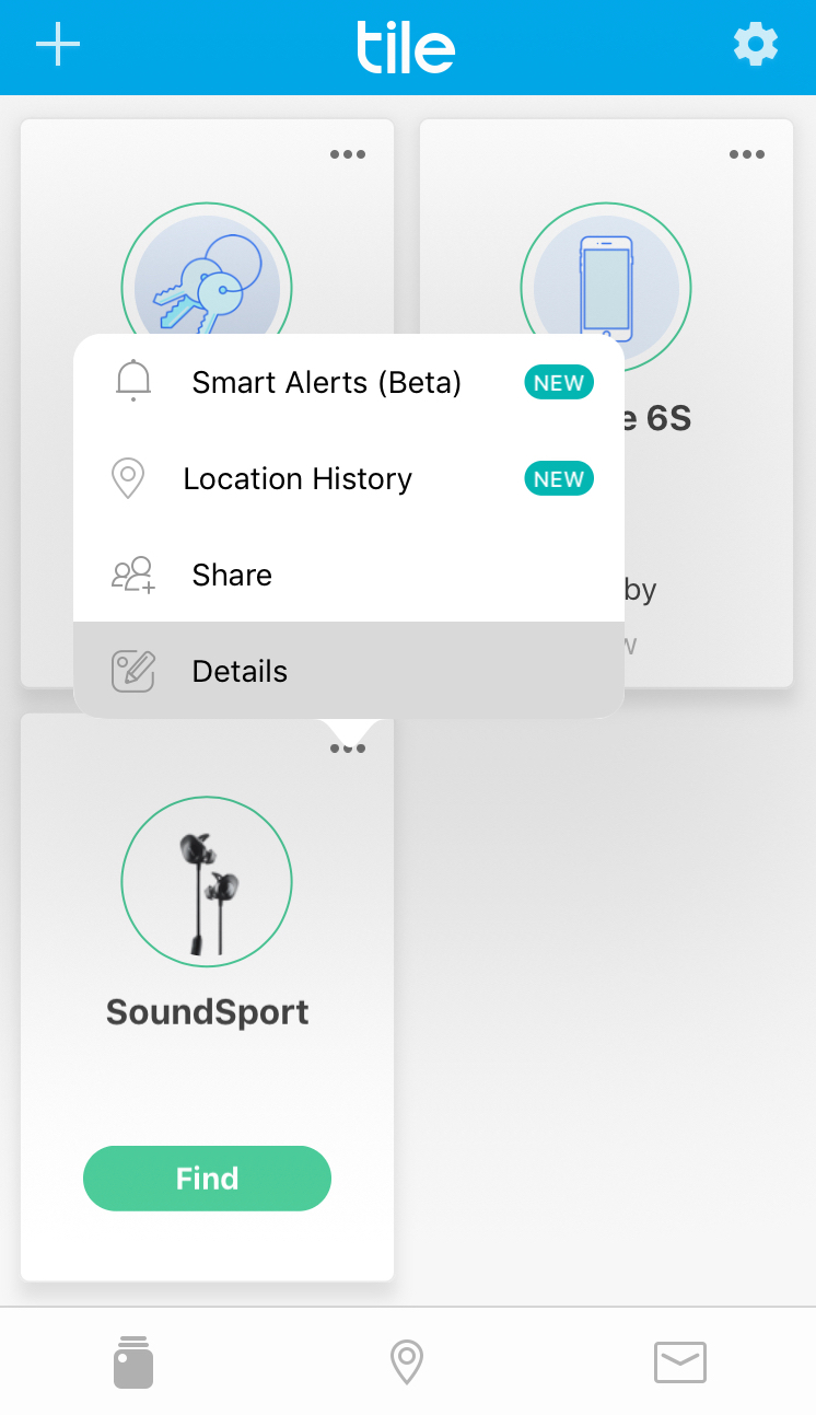 Bose SoundSport Wireless headphones with Tile finding power! – Tile